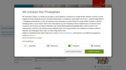www.menschenrechte.nuernberg.de Vorschau, Nürnberger Menschenrechtspreis