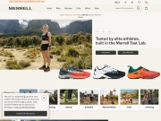 Merrell (UK) Wolverine Europe Retail Ltd Coupon for 2018