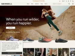 Merrell screenshot