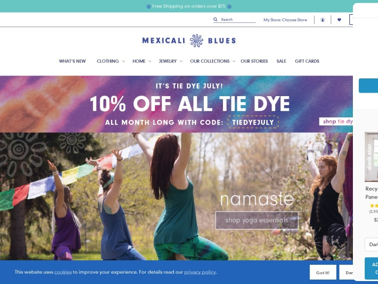 Mexicali Blues screenshot