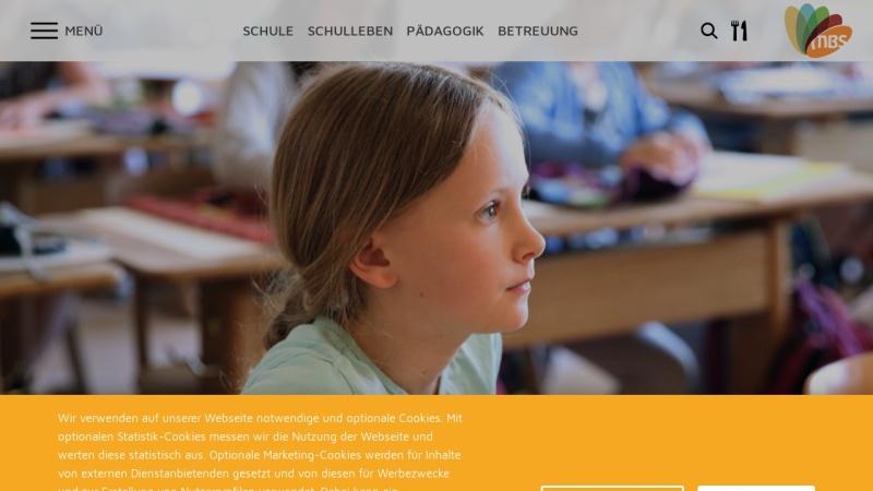 www.michael-bauer-schule.de Vorschau, Michael Bauer Schule