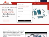 Precision Turned Components Manufacturer