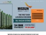 Migsun Atharva Ghaziabad Floor Plan