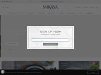Mikasa Fall Sales Sales, Coupon & Promo Code