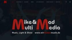www.mike-and-mad.de Vorschau, Mike Und Mad Multimedia