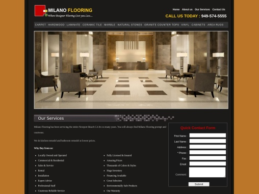 Best A to Z Flooring Company   Carpet Installation in Irvine