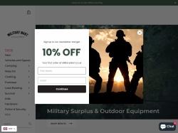 Military Mart
