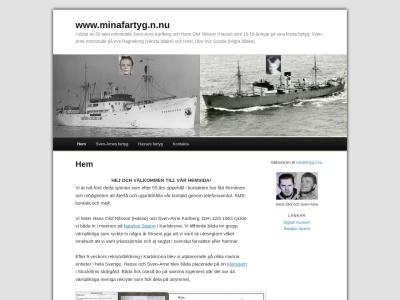 www.minafartyg.n.nu