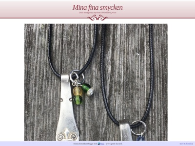 www.minafinasmycken.n.nu