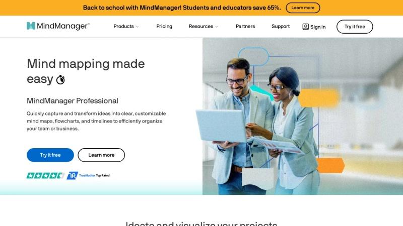 www.mindjet.com Vorschau, Mindjet