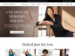 Ming Wang Knits coupon codes