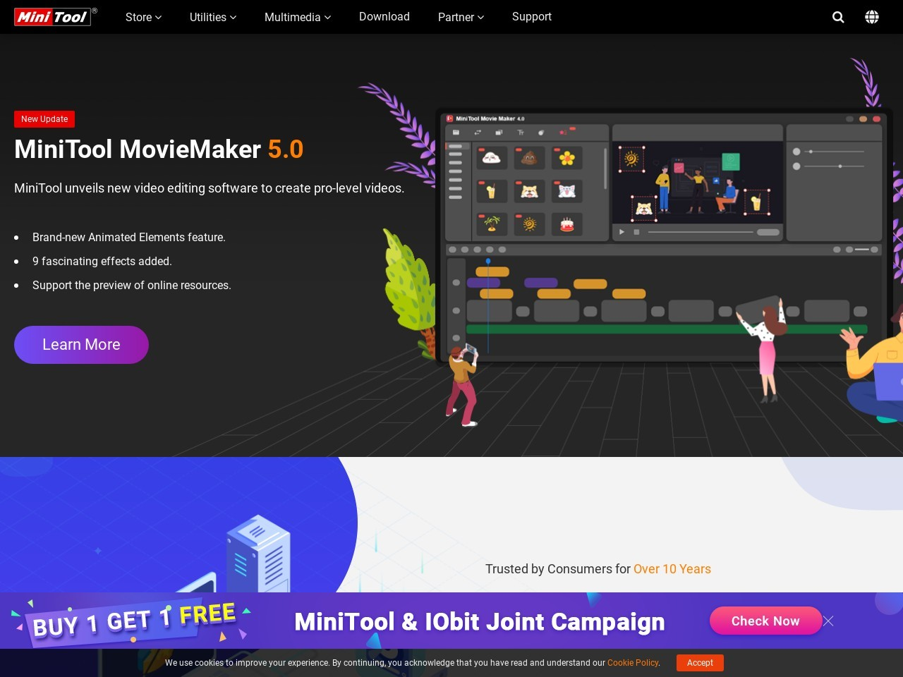 MiniTool Mobile Recovery for iOS Standard 1.4 Coupon – 10%