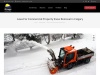 All About Snow Removal Services