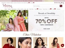 Online store Mirraw