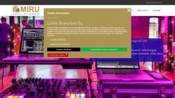 www.miru.de Vorschau, DJ Miru