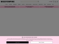 Missy Empire Fast Coupon & Promo Codes