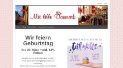 www.mit-lille-danmark.com Vorschau, Mit lille Danmark - Dänische Mode und Accessoires