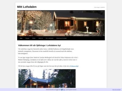 mittlofsdalen.com