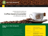 Coffee beans suppliers in Bangalore | MKC Food Products
