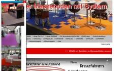 www.mm-messe.de Vorschau, Messeboden mit System