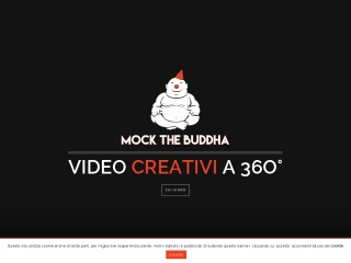 screenshot mockthebuddha.it