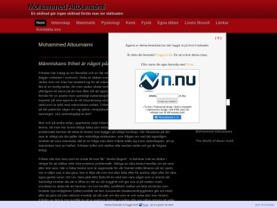 www.mohammedaltoumaimi.n.nu
