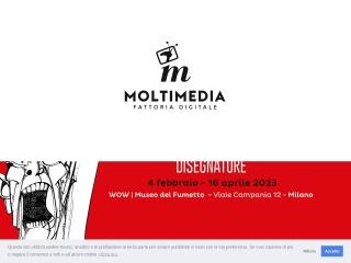 Screenshot del sito moltimedia.it
