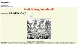 www.monarchieliga.de Vorschau, Monarchieliga