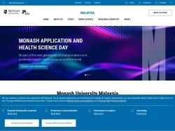Monash Merit Scholarships - Monash University Malaysia