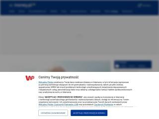 Zrzut ekranu strony money.pl
