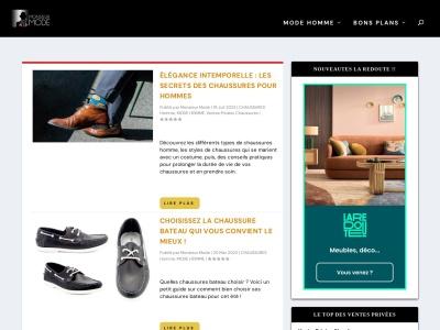 Monsieur-mode.com : mode pour homme