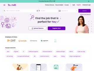 Screenshot for monster.com.sg