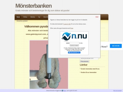 www.monsterbanken.n.nu