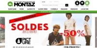 Code promo Montaz et bon de réduction Montaz