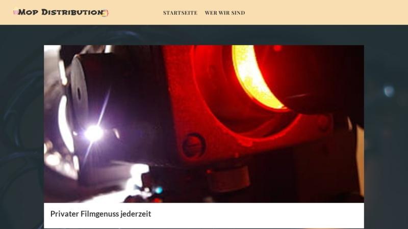 www.mop-distribution.de Vorschau, MOP Distribution
