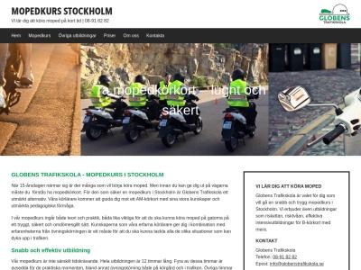 www.mopedkursstockholm.se