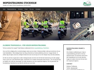 www.mopedutbildningstockholm.se