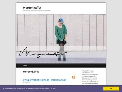www.morgonkaffet.se