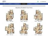 Morpheus Bluebell Apartments Floor Plan