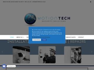 Screenshot for motiontech.co.za