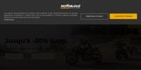 Code promo Motoblouz et bon de réduction Motoblouz
