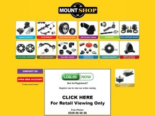 Screenshot for mountshop.co.nz