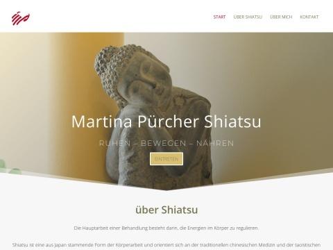 Shiatsu-Massage Institut Martina Pürcher
