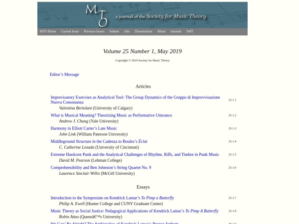 http://www.mtosmt.org/issues/mto.19.25.1/toc.25.1.html