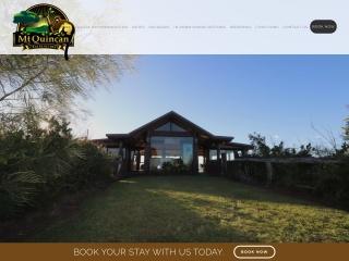 Screenshot for mtquincan.com.au