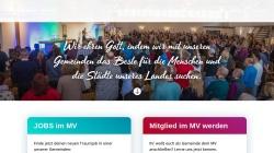www.muelheimer-verband.de Vorschau, Mülheimer Verband freikirchlich-evangelischer Gemeinden
