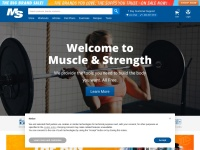 Muscle & Strength Coupons June 2021