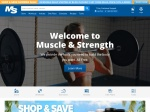 Muscle & Strength Promo Codes