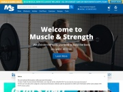 Muscle & Strength coupon code