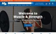 Muscle & Strength thumbshot logo